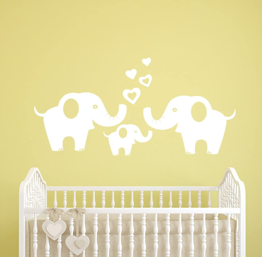 Sticker decal elephant style polygon wall laptop fridge wall 1or006