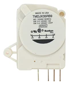 ERP WR9X483 for GE Refrigerator Defrost Timer Control