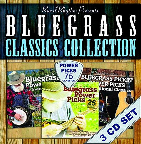 Bluegrass Classics Amassment Power Picks   75 Classics