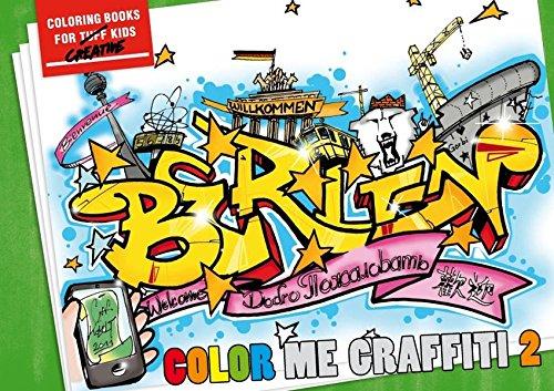 Download Color Me Graffiti 2 ebook