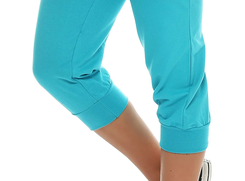Gennadi Hoppe Señoras pantalones Capri 3  4 deportivos Navidad 97cd0ad2824d