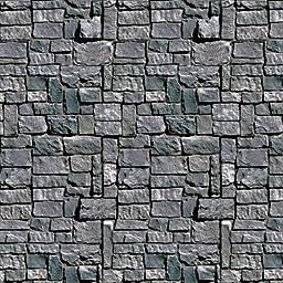 Stone Wall Backdrop 4ft. x 30ft. Pkg/6