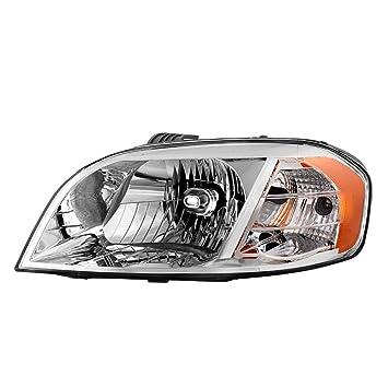 Amazon Vipmotoz Chrome Housing Oe Style Headlight Headlamp