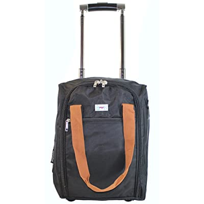 BoardingBlue Personal Item under seat for the airlines of American, Frontier, Spirit, 85%OFF