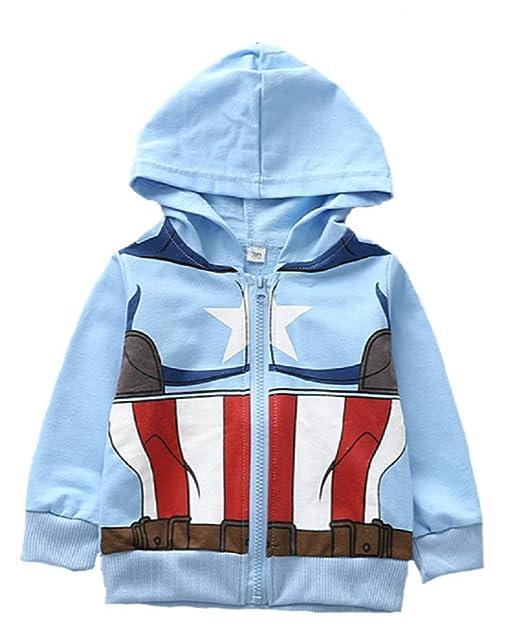 Amazon.com: Indepence Life - Sudadera con capucha para niños ...