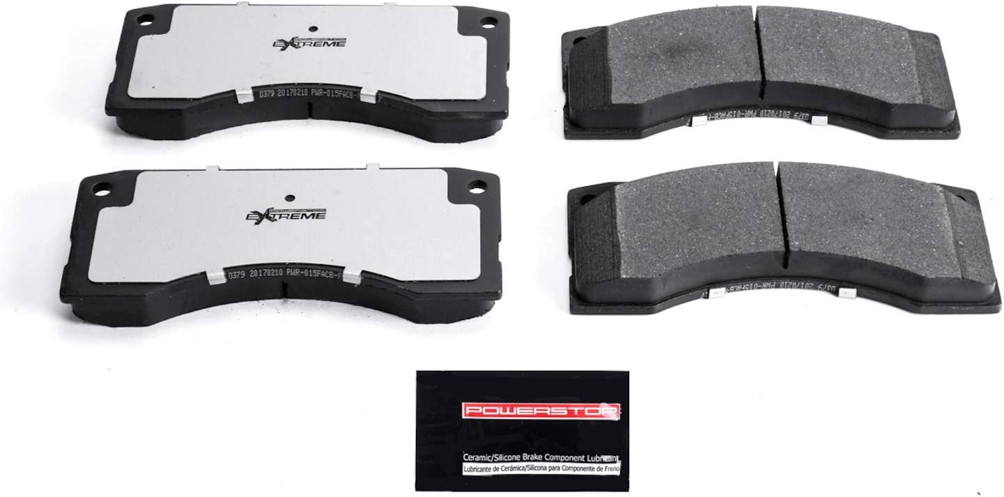 Front Truck and Tow Power Stop Z36-379 Brake Pad