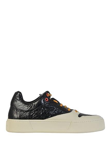 Balenciaga Hombre 458644WAD499671 Cuero Zapatillas: Amazon.es: Zapatos y complementos