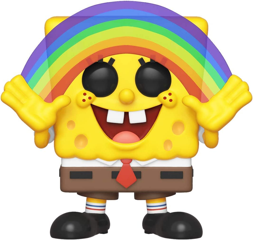 Funko Pop! Animation: Spongebob Squarepants - Spongebob Rainbow