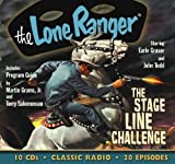 The Lone Ranger-Stage Line Challenge (Old Time Radio)
