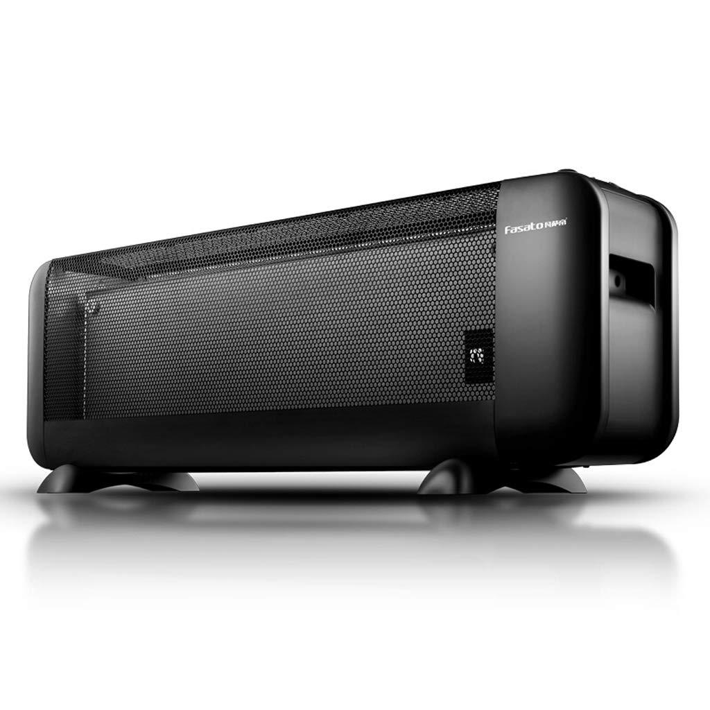 Acquisto RKY Riscaldatore – riscaldatore a convezione Meccanico a Basso Profilo/riscaldatore Elettrico Domestico Silenzioso a Risparmio energetico/Sistema di Protezione da surriscaldamento / 2000W Riscalda Prezzi offerte