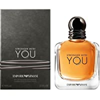 Deals on Emporio Armani Stronger Armani Eau De Toilette Spray 3.4 oz.