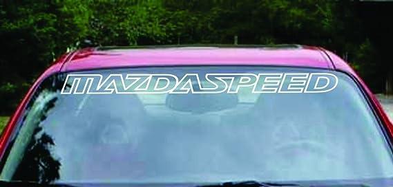 Mazda RX-8 Premium Espejo Calcomanías Pegatinas X 2