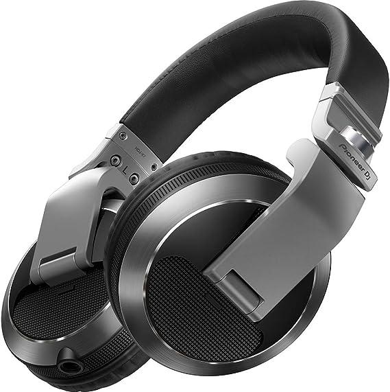 PIONEER HDJ-X7-S Professional DJ Headphone