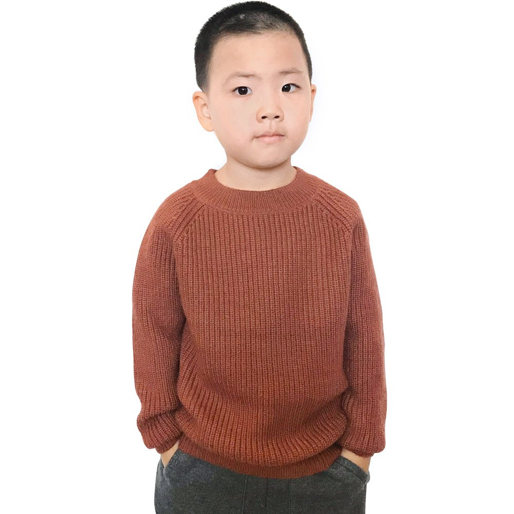8efdbafeb Amazon.com  Y·J Back home Baby Kids Pullover Sweaters Crewneck(1-9 ...