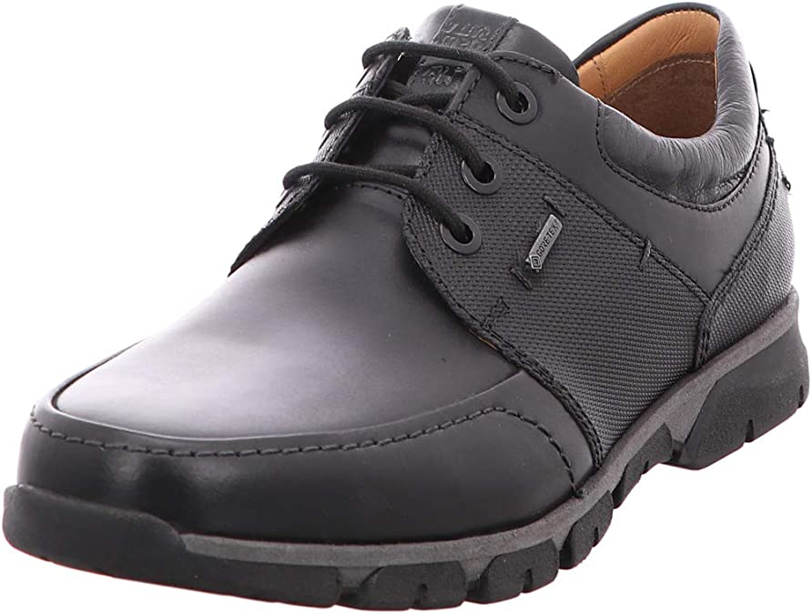 Fretz Men Meran Herren Sneaker | Freizeitschuh mit GORE TEX Technologie | atmungsaktiv & wasserdicht | Schuh Allrounder für Alltag & Freizeit | Oyr1S