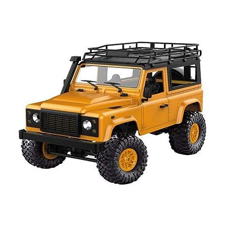 Waroomss RC Car, 1/12 2.4G Coche de control remoto con luz delantera