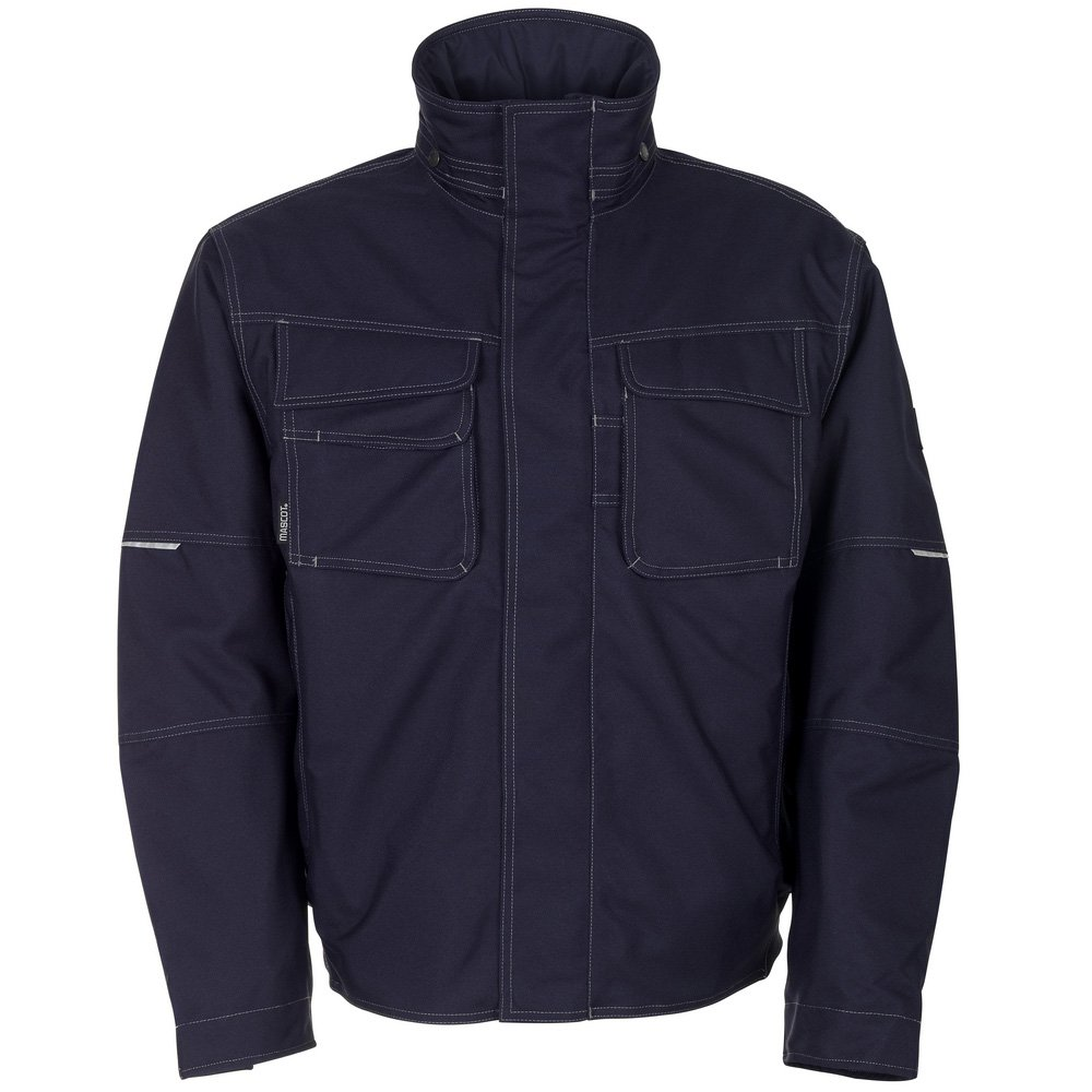 Mascot 05035-025-01-L''Mataro'' Pilot Jacket, Large, Navy Blue