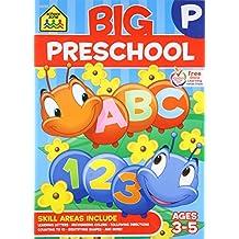 Big Preschool Workbook