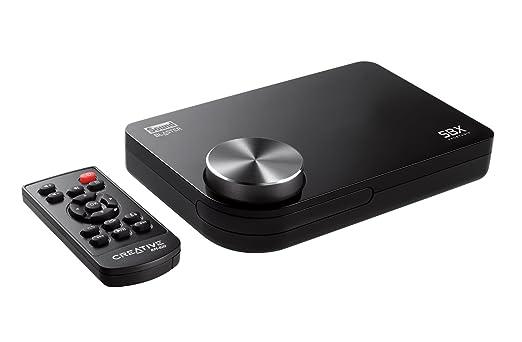 22 opinioni per Creative Sound Blaster X-Fi Surround 5.1 Pro Scheda Audio USB