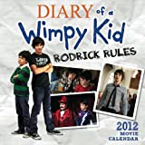 The Diary of a Wimpy Kid: Rodrick Rules 2011-2012 Movie Calendar