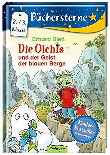 Die Olchis und der Geist der blauen Berge (Büchersterne)