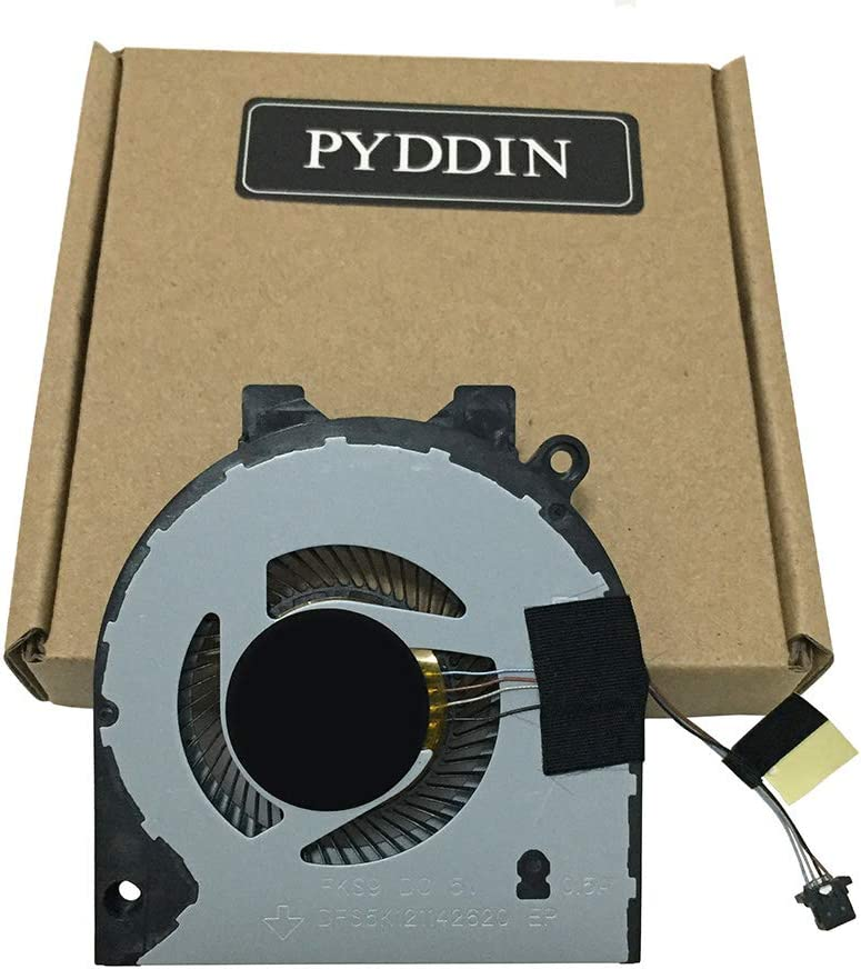 PYDDIN Cooling Fan Replacement for Dell Inspiron 5580 5585 5480 5481 5482 5485 5488 (5482 2-in-1) (5491 2-in-1), Dell Vostro 5481 5581 Series CPU Fan CN-0G0D3G P93G