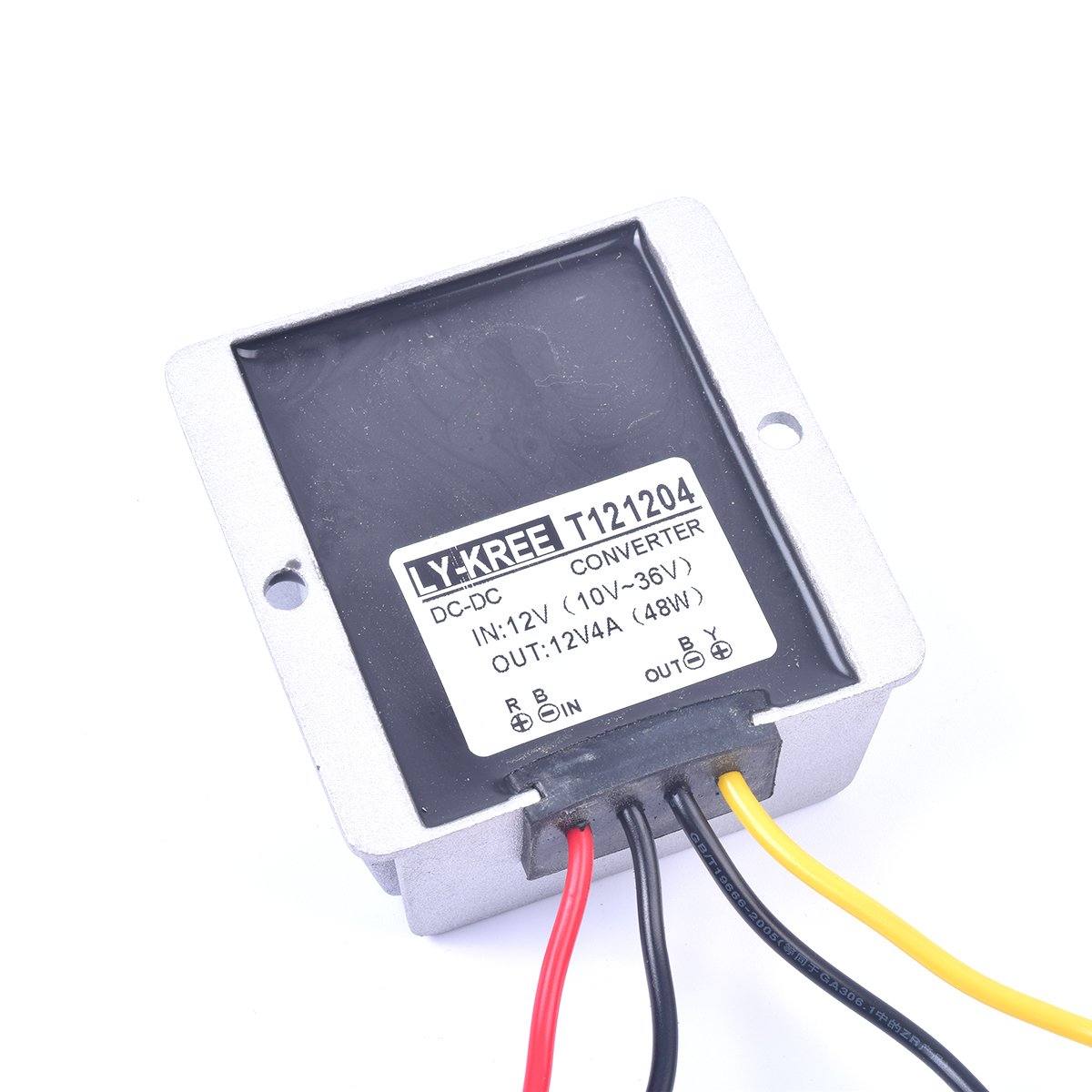 Car Dc 12v 4a Voltage Stabilizer Surge Protector Power Boat Wiring Diagrams Regulator Supply For Auto Truck Vehicle Solar System Etc