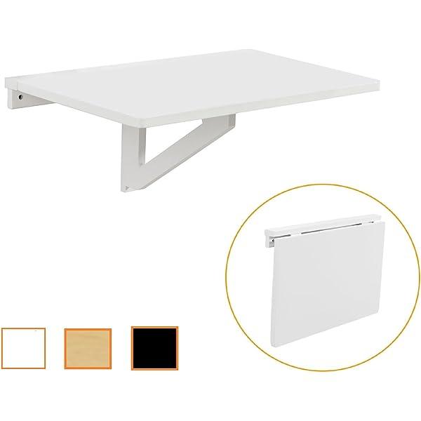 Scrivania Da Parete Ikea.Tavolo Pieghevole Da Parete Ikea Bjursta 90 X 50 Cm Per