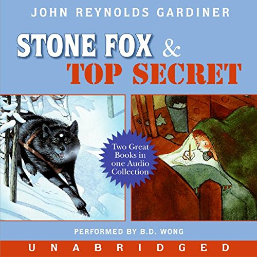 Stone Fox and Top Secret CD (Fox Racing Stones)