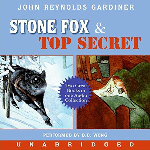 Stone Fox and Top Secret CD (Racing Stones Fox)