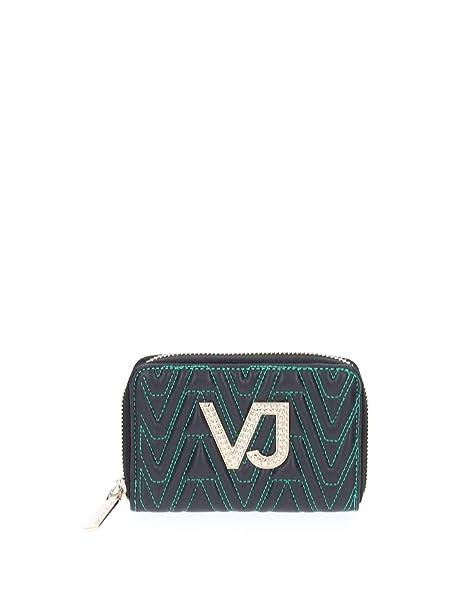 Versace Jeans E3VSBPI2 Cartera Accesorios Negro Pz.: Amazon.es: Ropa y accesorios