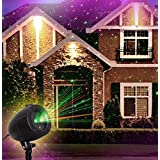 StarTastic Holiday Light Show ACTION Laser Light Projector As Seen On TV – New and Improved 2017 Edition