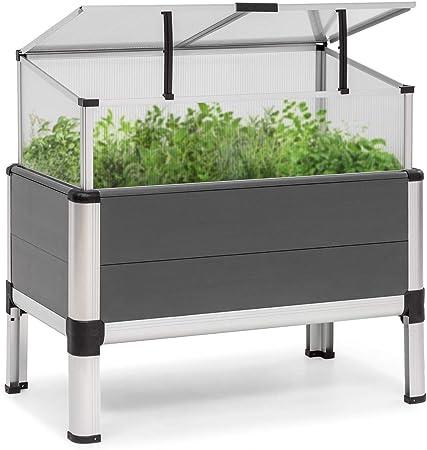Invernadero, Protección contra plagas, Estructura alumino