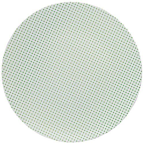 Trendables Premium 10.25 inch. Disposable Plastic Plates, Food Grade Plastic Dinner Plates - Aztec Design - 40 - Aztec Dinner