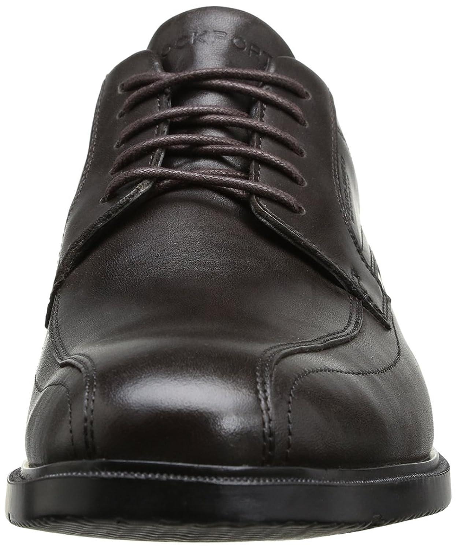 Rockport Bike Toe WP, Men Derby Lace-up, Brown (Marron Foncé), 11.5 UK:  Amazon.co.uk: Shoes & Bags