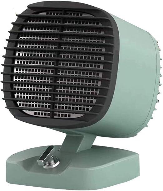 HM&DX Portátil Cerámica Calefactor de Espacio,Calefactor eléctrico ...