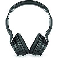Fone com Microfone Dobrável H2800 Hp, Microfones e Fones de Ouvido
