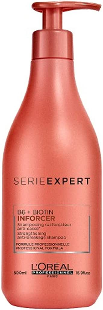 L'Oreal Expert Professionnel Serie Expert Inforcer Shampoo, 500ml