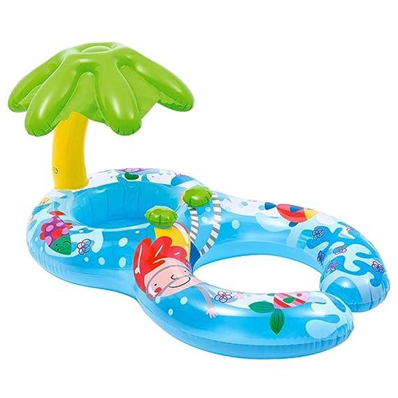 Amazon.com: TXDY - Anillo de natación hinchable para bebé ...