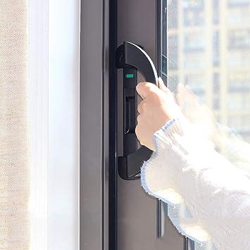 Manija deslizante de la puerta deslizante de la aleación de aluminio Manijas montadas en la ventana