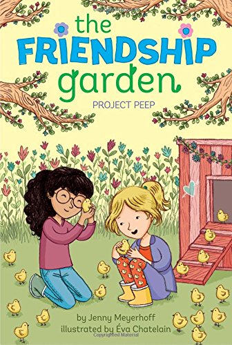 Read Online Project Peep (The Friendship Garden) pdf epub