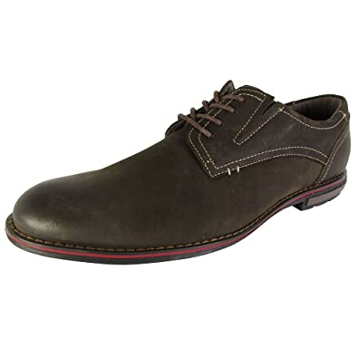 e5a886734eb Amazon.com | Steve Madden Mens Tallyho Lace Up Oxford Dress Shoes ...
