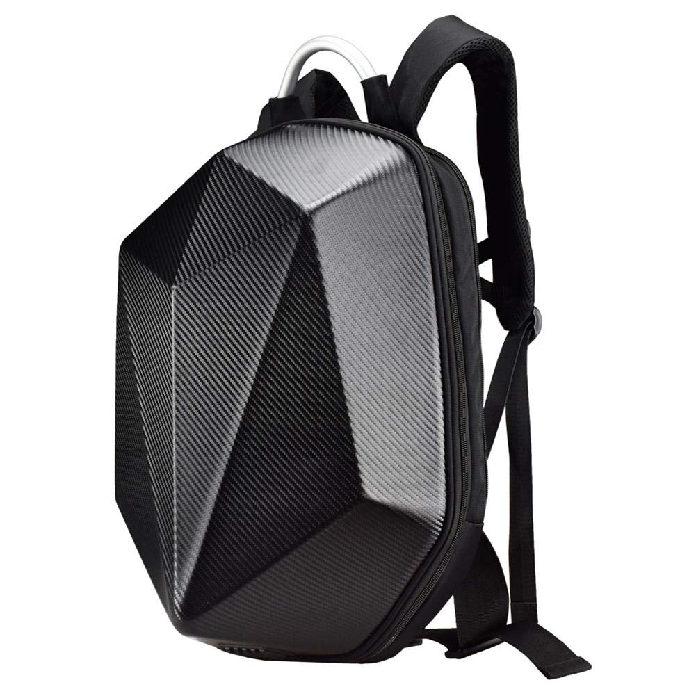 Men Riding Bag Large Capacity Hard Shell Motorcycle Backseat Tank Bag thorityau Motorcycle Waterproof Backpack Helmet Storage Bag