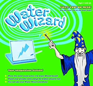 Green Water Wizard