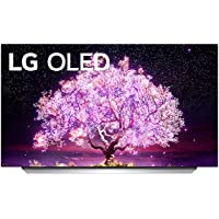 "2021 Smart TV LG 55"" 4K OLED55C1 120Hz G-Sync FreeSync 4x HDMI 2.1 Inteligência Artificial ThinQAI Google Alexa"