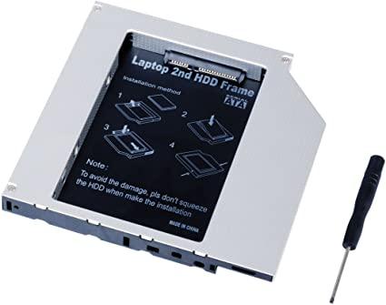 12.7mm universal ssd solid state drive bracket BU