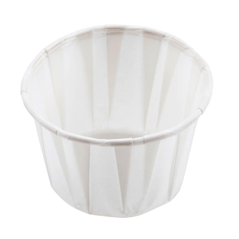 Dynarex Paper Souffle Cups .75 oz 20/250/cs by Dynarex