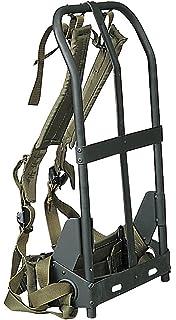 alice backpack frame shoulder straps lower back pad waistbelt