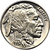 1937 P Buffalo Nickels Nickel MS66 PCGS