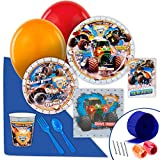 BirthdayExpress Monster Jam Party Supplies